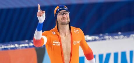 Krol imponeert op de 1000 meter, Verbij en Otterspeer maken Oranje-podium compleet