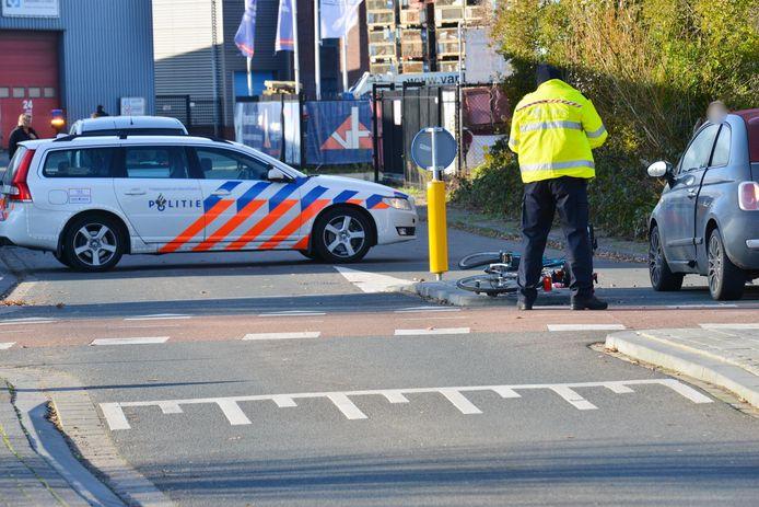 Ongeval Achter de Emer Weidehek Breda.
