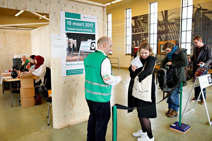 Met de stem-app kunnen voorzitters van de stembureaus  onder andere de opkomst 'live' volgen. (foto ter illustratie)