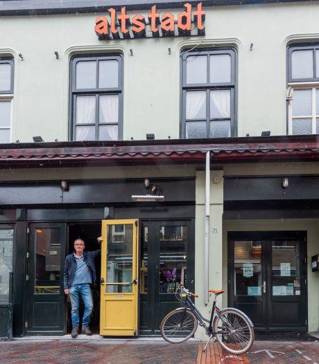 Vrienden van Altstadt willen failliet muziekcafé overnemen: 'Dit kunnen we niet over onze kant laten gaan'