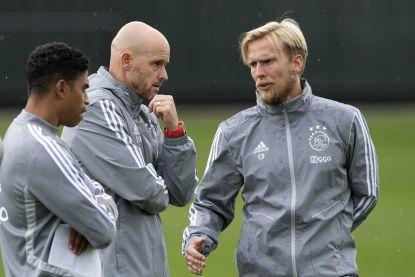 Corona bij Ajax: club stuurt assistent-trainer die verjaardagsfeestje gaf preventief naar huis