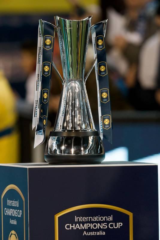 De International Champions Cup.