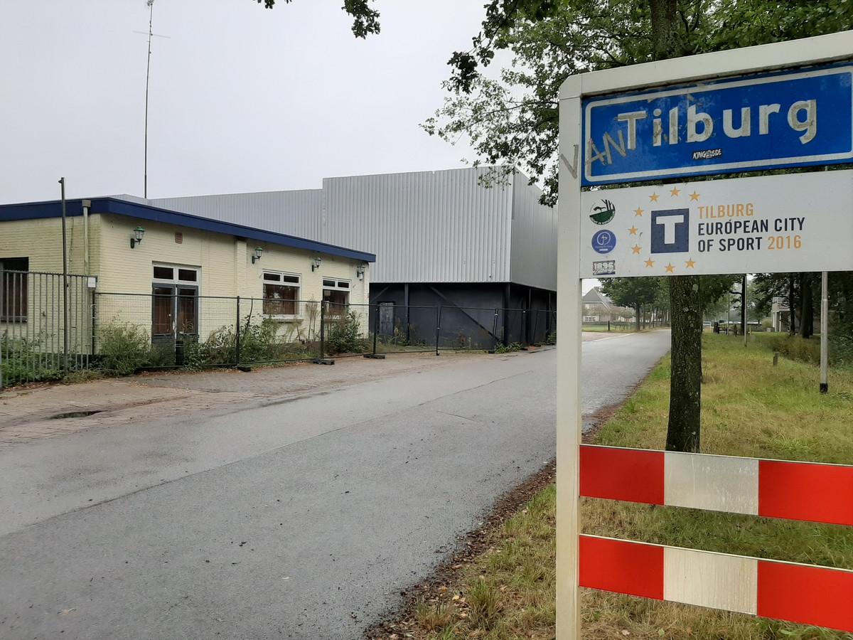 De voormalige horecazaak Heidehoeve staat op het terrein dat in beeld is voor de bouw van een wooncomplex voor arbeidsmigranten.