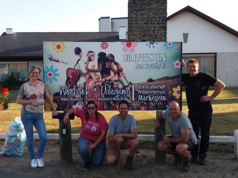 De organisatoren van de Uilefeesten zijn klaar voor de Woetstock-editie.