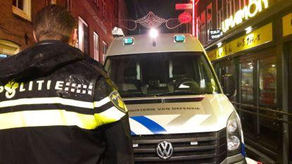 Politie vindt explosief in populair uitgaanscentrum Amsterdam