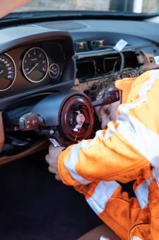 Hausse aan inbraken in dure auto's in villawijk van Soest