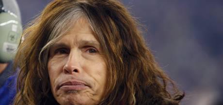 Aerosmith-zanger Steven Tyler te ziek om tour af te maken