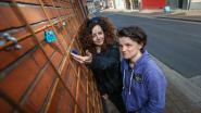 'Love wall' tegen gevel Pocomatto