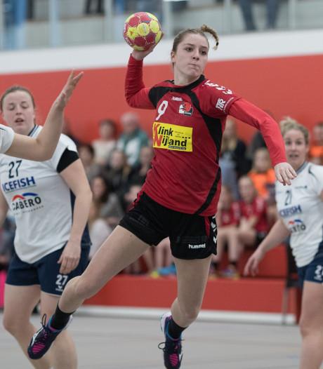 Financieel extraatje voor handballers Kwiek Raalte