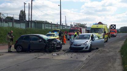 Drie bejaarden gewond bij twee ongevallen