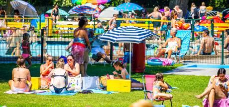 Recreatieoord Binnenmaas zit dit weekend stampvol: 'Mensen reserveren zelfs 's nachts kaarten'