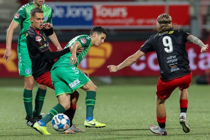 De Graafschap speelt op 27 oktober tegen FC Twente.