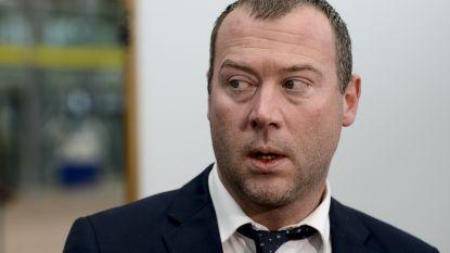 Dimitri Bontinck is kandidaat voor nieuw partijbestuur Open Vld