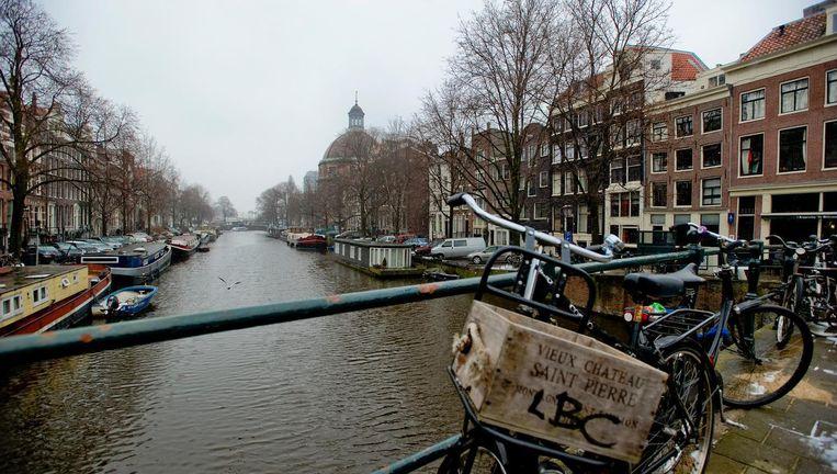 De kans op een woning voor veel starters in Amsterdam nihil Beeld ANP