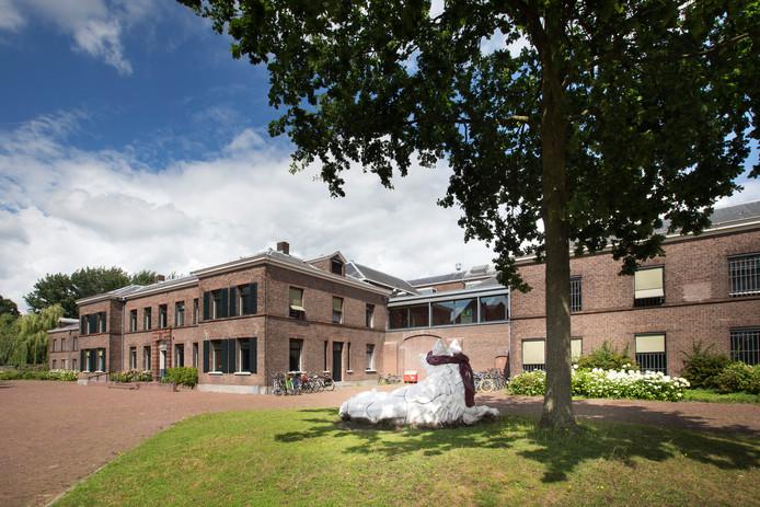 Oud-gevangeniscomplex Wolvenplein in Utrecht.