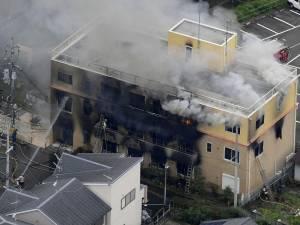 Un incendie présumé criminel au Japon fait 33 morts