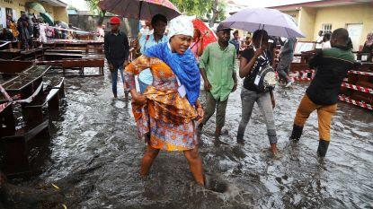 Hevige regens eisen al zeker 21 levens in Oeganda en Congo