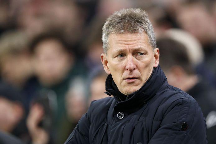 Frank Wormuth accepteerde het excuus van Van Basten.