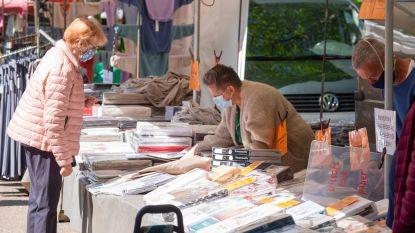 Vrijdagmarkt keert terug, met strikte veiligheidsmaatregelen en een circulatieplan
