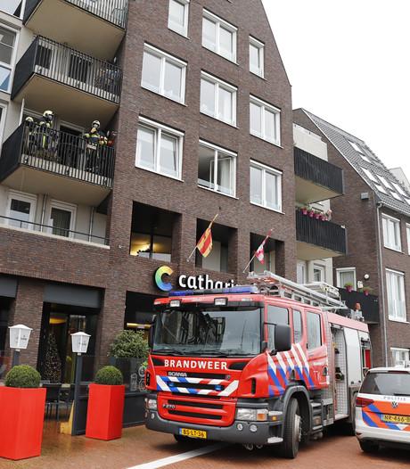 Brand verwoest appartement van verzorgingshuis in Grave