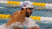 Michael Phelps boekt eerste zege in olympisch zwemseizoen