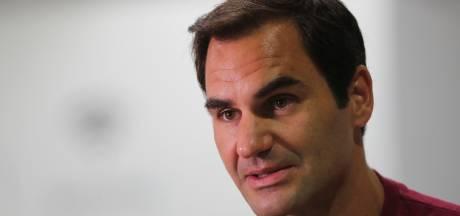 """Roger Federer pense pouvoir disputer l'Open d'Australie: """"Je suis sur la bonne voie"""""""