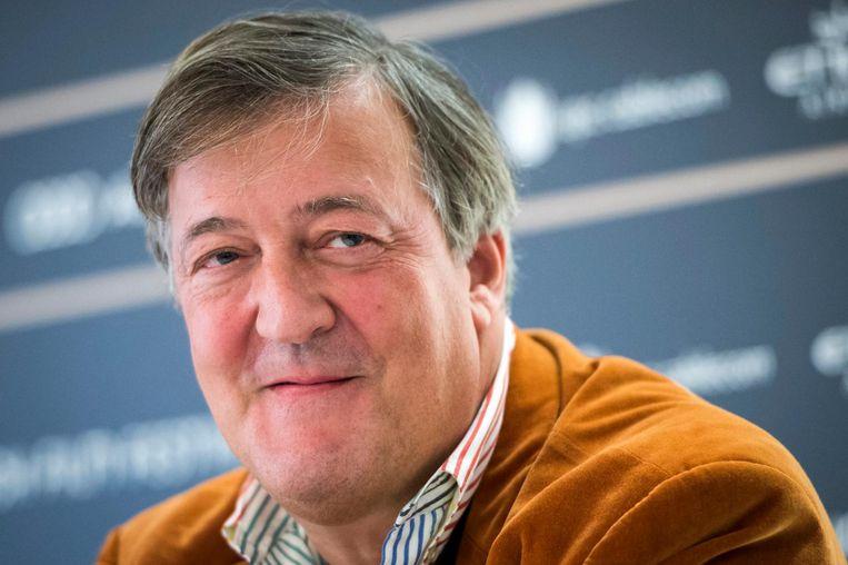 Stephen Fry zit in het hart van Latijns-Amerika. Beeld null