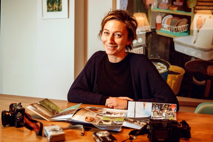 Karijn Kakebeeke, één van de initiatiefneemsters van Point of View.