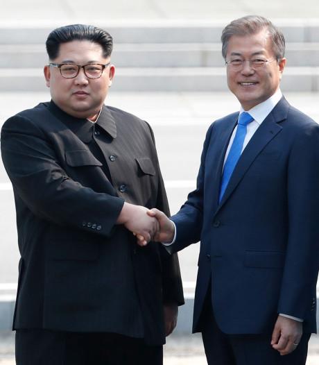 Zuid-Korea wil wegen en spoorlijnen bouwen naar Noord-Korea