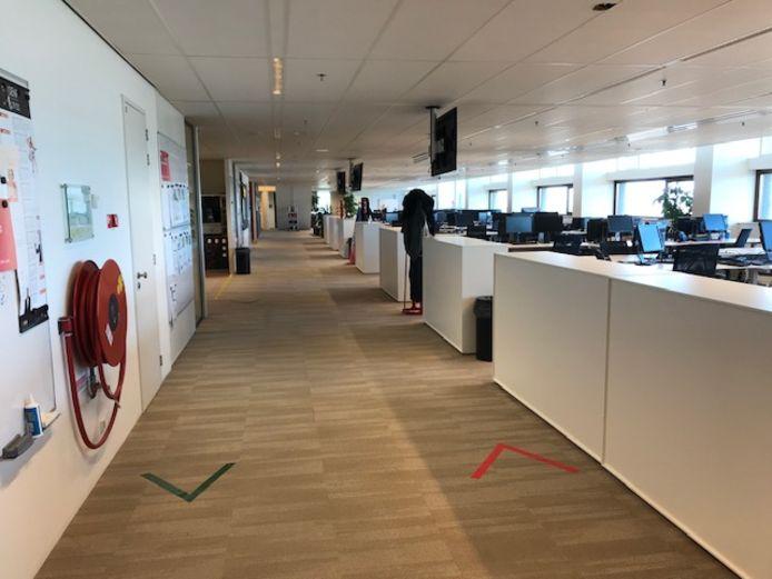 De AD-redactie in Rotterdam