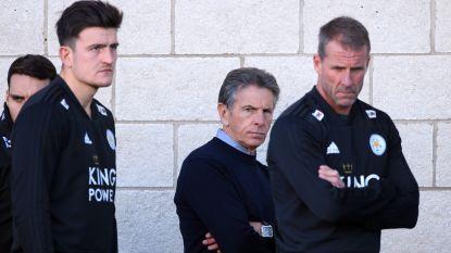 """""""Hij zag vreselijke dingen"""": Leicester-coach over hoe zijn doelman verslagen achterblijft na tragische helikoptercrash"""
