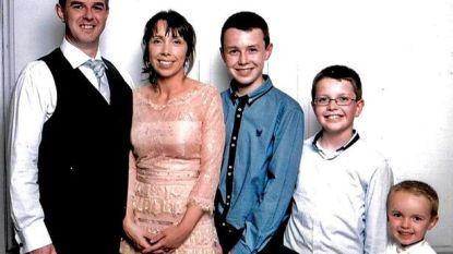 Alan Hawe vermoordde vrouw en drie kinderen nadat hij betrapt werd op gênante situatie
