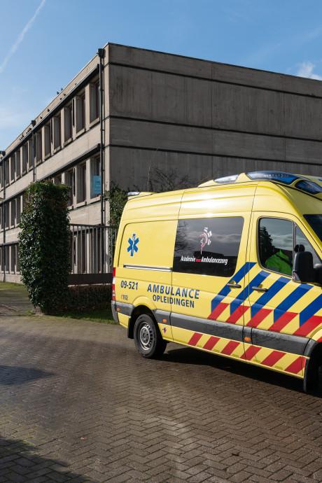 Met spoed gezocht: nieuwe plek voor ambulancepost