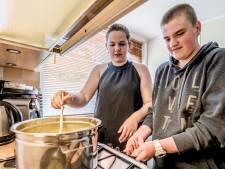 'Soms stuur ik ouders weg uit de keuken'