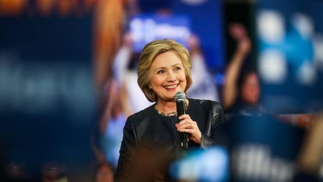 Hillary krijgt ook campagnesteun uit Republikeinse hoek