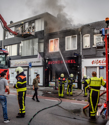 Eis: 5 jaar cel voor brand avondwinkel Besterdring Tilburg