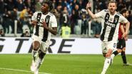 AC Milan na late winner Moise Kean nog de boot in bij Juventus dat de titel morgen al kan vieren