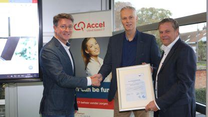 Edegems IT-bedrijf krijgt internationaal certificaat voor beveiliging van data