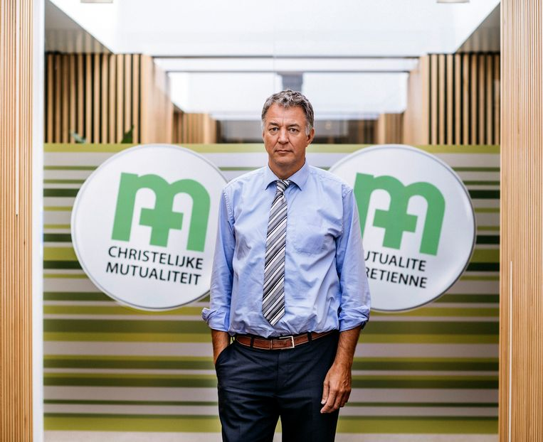 Luc Van Gorp, voorzitter van de CM.