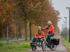 Wensfiets in Veldhoven: even een dagje niet ziek zijn