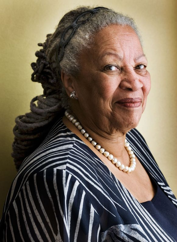 Schrijfster Toni Morrison kreeg steeds meer de rol van 'het geweten van intellectueel Amerika' toegemeten.