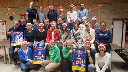 Kerstmarkt voor Kinderkankerfonds