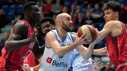 """Coaches en spelers in het basket vallen terug op werkloosheidsuitkering, """"maar er is begrip voor situatie"""""""