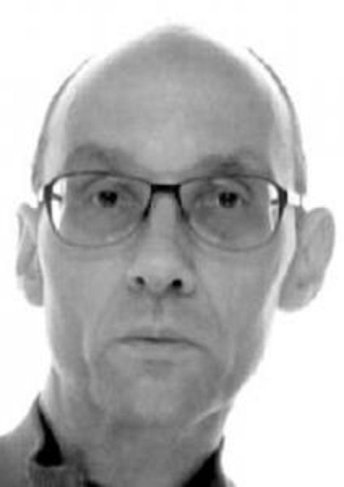 De 58-jarige Philippe Callens is al vermist sinds 8 januari jongstleden.