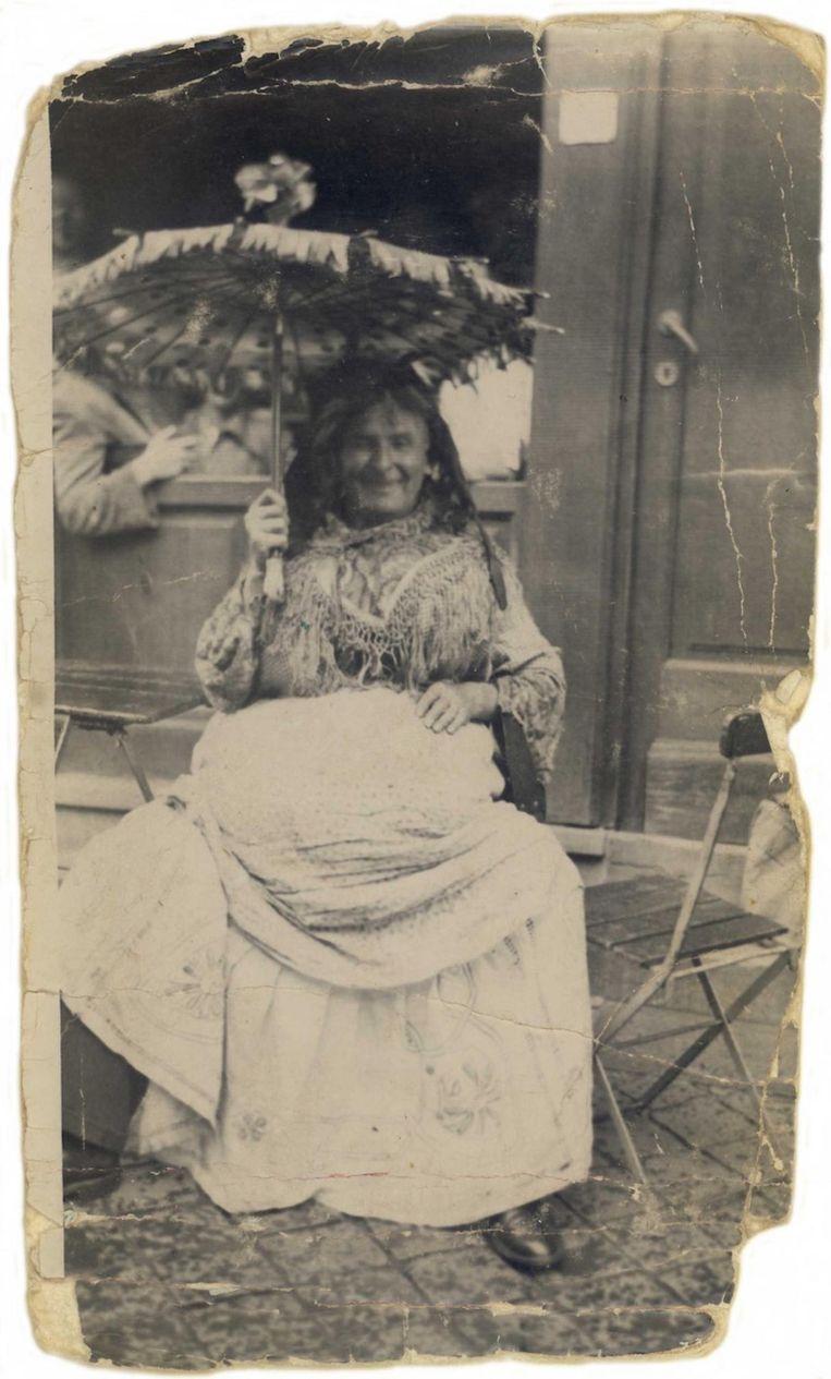 De oudste gekende foto van een Voil Jeanet.