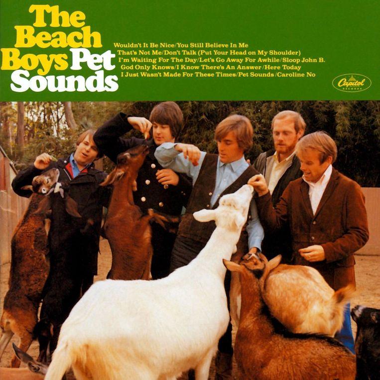 The Beach Boys – Pet Sounds (1966). Beeld