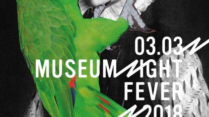 Recordaantal bezoekers voor Museum Night Fever
