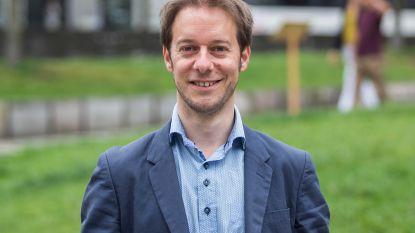 Pieter Verstraete (36) verkozen in het nationaal partijbestuur van Groen