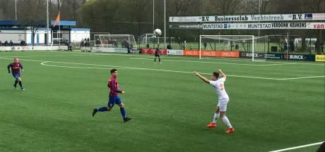 Hattrick van Ozkilit geeft FC Breukelen lucht in degradatiestrijd