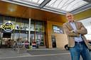 Kuster Olie opent tankstation op bedrijventerrein De Laarberg, dit moet een energiehub worden. Jan Pieter de Wilde